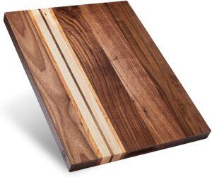 非常耐用的利用美国桃木所制成的切菜板 Large Multipurpose Wood Cutting Board