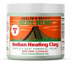 印度粘土面膜:Aztec Secret – Indian Healing Clay