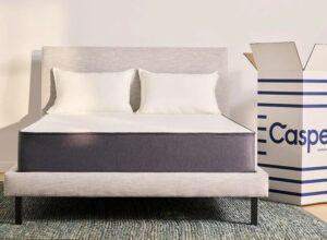 美国床垫推荐Casper Original Foam California King Mattress