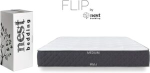 FLIP by Nest Bedding, Amazon-Exclusive Double Sided Hybrid Bed in a Box