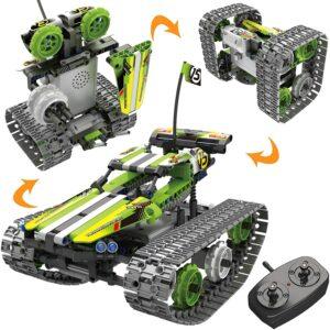 STEM遥控汽车玩具 STEM Toys Remote Control Building Sets for Boys 8-12 Years Old