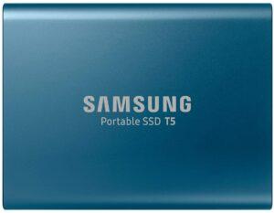 最佳移动硬盘Samsung Portable 250GB SSD T5