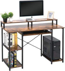 独立电脑桌推荐TOPSKY Computer Desk