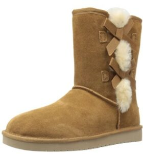 UGG Victoria短靴女士 Koolaburra by UGG Victoria Short Boot Women's Fashion