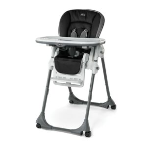 最佳可折叠的儿童餐椅:Chicco Polly Highchair