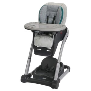 最佳多功能(6合一)儿童高脚餐椅:Graco Blossom 6 in 1 Convertible High Chair