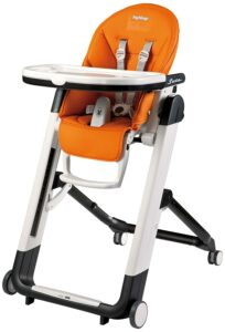 最佳豪华的儿童餐椅:Peg Perego Siesta Ambiance High Chair
