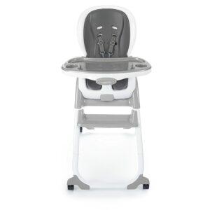 最适合婴儿断奶时候使用的儿童餐椅: Ingenuity SmartClean Trio Elite 3-in-1 High Chair