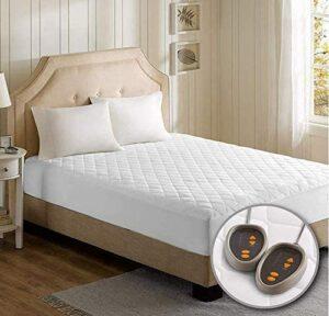 最适合睡眠的加热床垫:Beautyrest Cotton Blend Heated Mattress