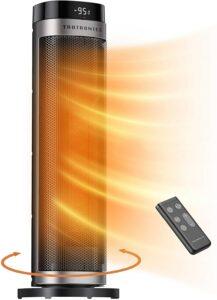 美国最佳暖气推荐TaoTronics TT-HE007 Space Heater, Large, Balck