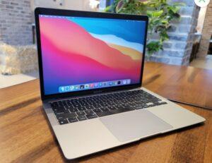 苹果笔记本 Apple MacBook Pro(M1,2020) 评测