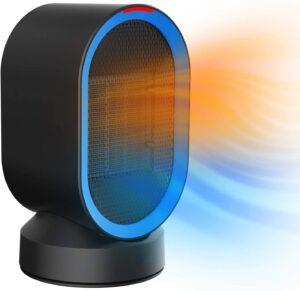 迷你暖气推荐ALROCKET Mini Ceramic Space Heater