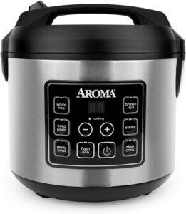 Aroma Housewares Digital Rice Cooker 电饭煲