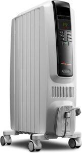 De'Longhi Oil-Filled Radiator Space Heater 暖气推荐