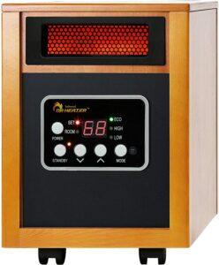 美国冬天必备好物Dr Infrared Heater Portable Space Heater