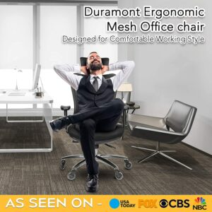 Duramont Ergonomic Adjustable Office Chair 人体工学可调办公椅