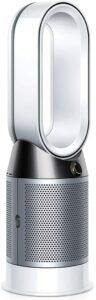 最佳暖气推荐Dyson Pure Hot + Cool Air Purifier, Heater + Fan - HEPA Air Filter, Space Heater and Certified Asthma + Allergy Friendly, WiFi-Enabled – HP04