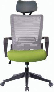 Foldable Swivel Home Mesh Back Task Chair 符合人体工学的办公椅