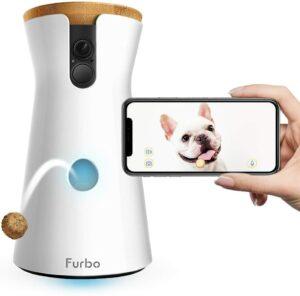 Furbo Dog Camera 转为宠物狗狗设置的监视器