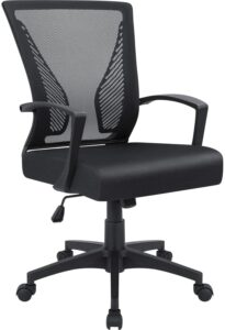 Furmax Office Mesh Chair with Armrest 办公椅