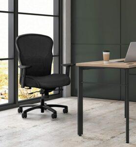 HON Wave Mesh Big and Tall Chair 适合身材高大的办公椅