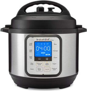 Instant Pot Duo Nova 7-in-1 Electric Pressure Cooker 多功能高压电饭煲