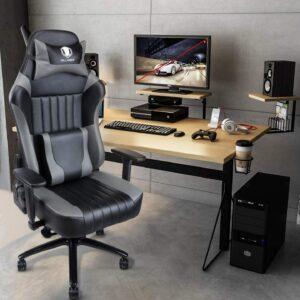 KILLABEE Memory Foam Gaming Chair 适合玩游戏的办公椅