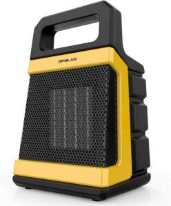 可移动式手提式暖气推荐OPOLAR 1500W Ceramic Space Heater with Adjustable Thermostat