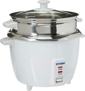 OYAMA Stainless Rice Cooker 电饭煲