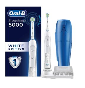 Oral-B Pro 5000 Smartseries Power Rechargeable Electric Toothbrush 电动牙刷