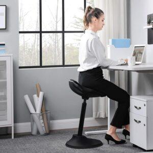 SONGMICS Standing Desk Chair 站立式办公椅
