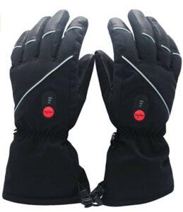 户外运动加热手套推荐Savior Heated Gloves for Men Women, Skiing Heated Gloves, Arthritis Glove