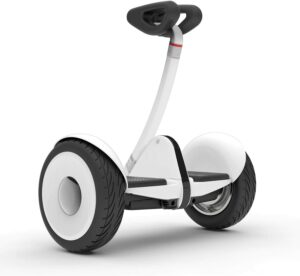 自动平衡电动滑板车推荐Segway Ninebot S Smart Self-Balancing Electric Transporter