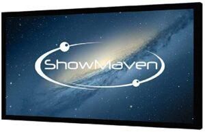 ShowMaven 支持4K,UHD,3D投影仪屏幕