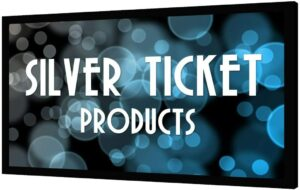 Silver Ticket Products STR Series 6   支持4K and 8K Ultra HD, HDTV, HDR & Active 3D 投影仪