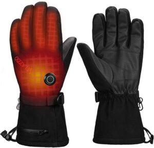 加热手套推荐VELAZZIO [Upgrade] Thermo1 Battery Heated Gloves