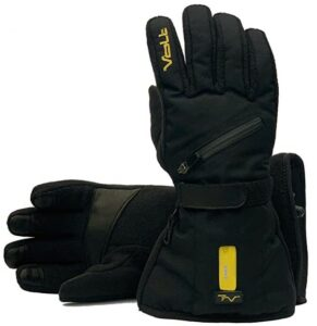 加热手套推荐Volt Resistance Fleece Heated Gloves