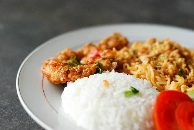 最好吃的米饭