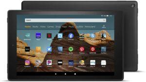 价格最实惠的平板电脑 Fire HD 10 Tablet (10.1寸 1080p full HD display, 32 GB)