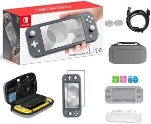 体积小,重量更轻的游戏机 Newest Nintendo Switch Lite