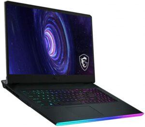 可以替代台式机的游戏笔记本电脑 MSI GE76 Raider 17.3inch 360Hz Gaming Laptop