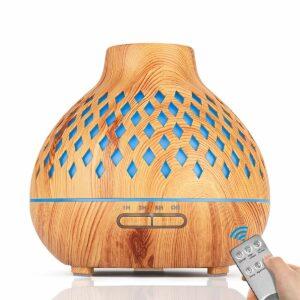噪音最小的香薰油机 Remote Control Diffusers for Essential oils