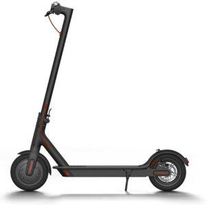 很适合长途旅行的电动滑板车 Xiaomi Mi Electric Scooter