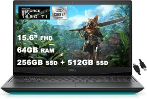 性价比最高的游戏笔记本电脑 2021 Flagship Dell G5 15 Gaming Laptop 15.6