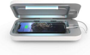 手机消毒器和充电器 PhoneSoap 3 UV Smartphone Sanitizer & Universal Charger