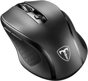 整体性最佳鼠标 VicTsing MM057 2.4G Wireless Portable Mobile Mouse