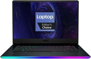 整体性能最佳的游戏笔记本电脑 Msi Ge66 raider Gaming Laptop