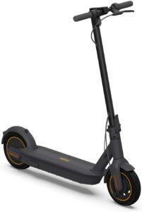整体性能最佳的电动滑板车 Segway Ninebot MAX Electric Kick Scooter