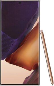 最优质的安卓手机 Samsung Electronics Galaxy Note 20 Ultra 5G