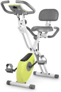 最佳便携式健身车 leikefitness LEIKE X Bike Ultra-Quiet Folding Exercise Bike